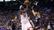 Le champion en titre Toronto débute par une victoire, les Clippers battent les Lakers