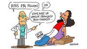 La langue française réunit 274 millions de personnes dans le monde