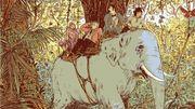 Le Tour du Monde en 80 jours en bande dessinée, voyagez à travers les mots de Jules Vernes