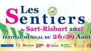 Sur les Sentiers de Sart-Risbart, une balade musicale à la découverte de musiques émergentes et de jeunes talents