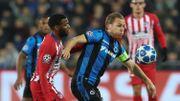 Bruges force l'Atletico Madrid au match nul et conclut avec un 6e point