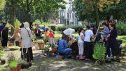 Retisser du lien social en jardinant