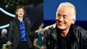 Mick Jagger en désaccord avec Jimmy Page