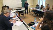 Cours de luxembourgeois à Virton, enseignement de promotion sociale