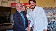 Naples enregistre l'arrivée d'un international italien, concurrent pour Mertens