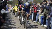 Le printemps cycliste, c'est à vivre en direct vidéo sur la RTBF !