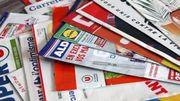 Les folders : 92% des belges les lisent