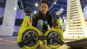 Ce serait le plus léger des vélos pliables électriques.
