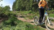 Parcourir l'Ardenne en trottinette électrique