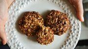 La recette en 3 ou 4 ingrédients de Candice : Cookies du p'tit déj