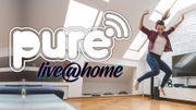Les meilleurs lives tous les jours dans Live@Home