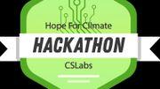 Hackathlon sur le thème du climat à Namur !