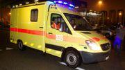 Une dame décède, coincée entre sa voiture et un mur à Rochehaut