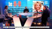 Alexandra Lamy avec la coupe de Sharon Stone, ce serait top... modèle !
