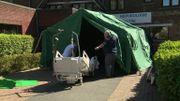 Coronavirus: le centre de prêt de tentes scoutes délivre du matériel jusqu'à Anvers
