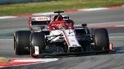 Le Polonais Robert Kubica reprend le volant d'une F1 vendredi