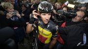 Philippe Gilbert déclare forfait pour la Flèche Wallonne et Liège-Bastogne-Liège