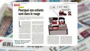 Les enfants belges ne sont pas bons en lecture