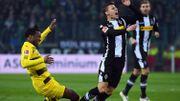 Dortmund et Batshuayi infligent une 4e défaite de rang à Hazard et 'Gladbach
