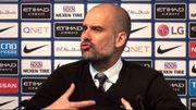 """Guardiola : """"Stones a plus de cou***** que n'importe qui dans cette salle"""""""