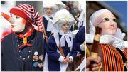 Êtes-vous le ou la pro des Carnavals belges ? Faites le quiz !