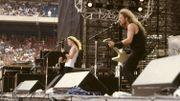 """Metallica en photos: un livre complet sur le """"Black Album"""""""