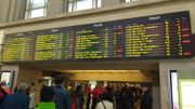 La jonction Nord-Midi est fermée jusqu'à mardi matin: les alternatives