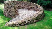 Le jardin de Lady Ann en Ecosse