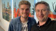 Julien Michel (Habay) participera à l'Eurovision!