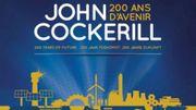 """Entre 35.000 et 40.000 visiteurs attendus à l'expo """"John Cockerill, 200 ans d'avenir"""""""
