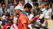 Raonic bien trop fort pour Darcis, qui quitte déjà Roland-Garros