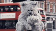 L'ours Toby alerte les citoyens des pics de pollution !