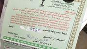Autorisation de tournage, Arabie Saoudite