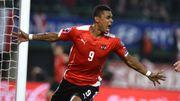 Le Beerschot Wilrijk engage l'attaquant autrichien Rubin Okotie