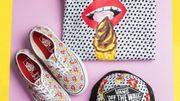 Une capsule colorée signée Vans et Kendra Dandy pour le printemps