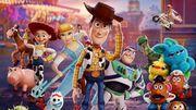 "Box-office mondial : ""Toy Story 4"" s'envole au sommet"