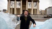"""Olafur Eliasson à Versailles : """"cascade"""" monumentale et anneau de brume"""