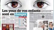 La Revue de Presse  : les yeux de vos enfants sont en danger, les écrans en cause!