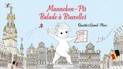 Manneken-Pis vous raconte son histoire et vous emmène redécouvrir le coeur historique de Bruxelles