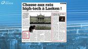 Lapsus révélateur pour Guillaume en parlant des rats du château de Laeken ?