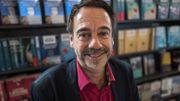 Michel Bussi, écrivain aux 8 millions de livres vendus, publie un nouveau roman