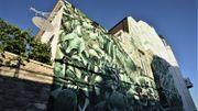 Namur continue d'habiller ses rues de street art