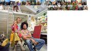 C'est de l'art sur le web : les étonnants autoportraits de Dita Pepe