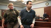 Le médecin Nassar condamné à une peine de 40 à 175 années de prison