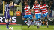 Bruges met fin à plus de vingt ans de disette à Anderlecht et revient à un point de Genk