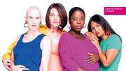 Dix femmes atteintes de cancer posent pour des spots publicitaires célèbres revisités