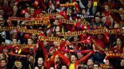 Mondial 2018 : Pas de ruée sur les tickets pour les matches des Diables Rouges