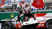 Fernando Alonso a remporté les 24h du Mans avec Toyota en 2018 et 2019.
