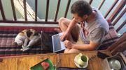 Les nomades digitaux: du télétravail à l'autre bout du monde