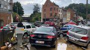 Le point en images sur les inondations qui frappent à nouveau la province de Namur, Dinant sinistré
